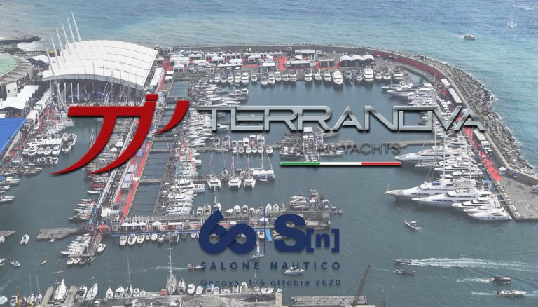Terranova Italian Yacht sbarca al Salone Nautico di Genova con la nuova navetta T85